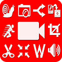 Editeur de vidéo icon