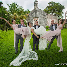 Wedding photographer ANDRES BUSTILLO (andresbustillo). Photo of 20.01.2015