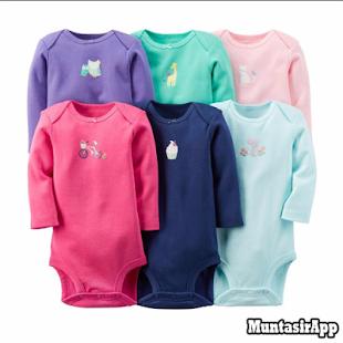 Dětské oblečení designu - náhled