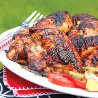Dr Pepper Barbecue Chicken.
