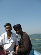 Photo: Sachin and Me