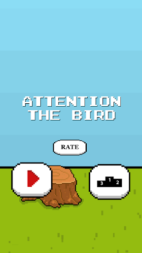 Attention The Bird