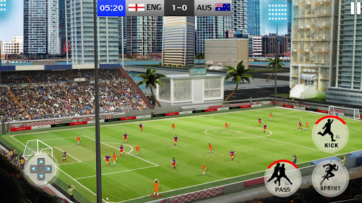 Soccer League Evolution 2019: Play Live Score Game 2.7 screenshots 3