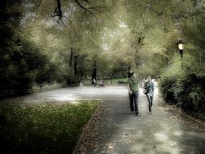 Photo: A Walk in the Park +DigitalArtSaturday curated by +Dale Jackson +Dawn Ellen Miller #DigitalArtSaturday