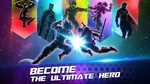 Shadow Battle Warriors  : Super Hero Legend  screenshots EasyGameCheats.pro 1