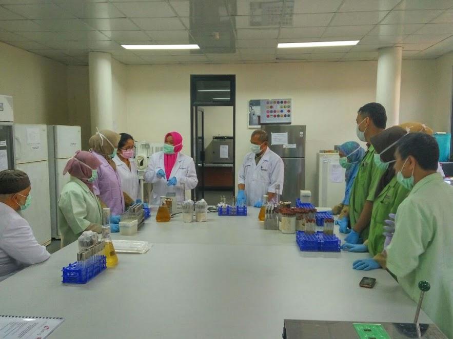 pelatihan mikrobiologi