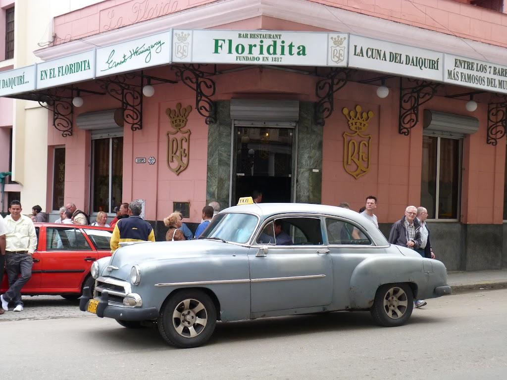 Cuba, La Havane, Floridita