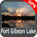 Lake Fort Gibson Gps Map icon