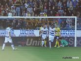 La Gantoise s'est imposée à Waasland Beveren 1-3