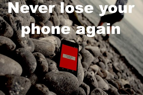 Blare—Find Lost Phone w/ Voice- screenshot thumbnail