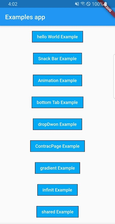 Flutter Example App – (Android Aplicaciones) — AppAgg