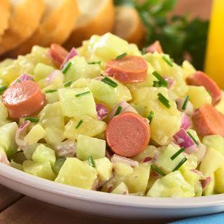 Red Potato & Chive Salad
