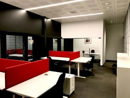 Nieuwe kantoren - Multiobus