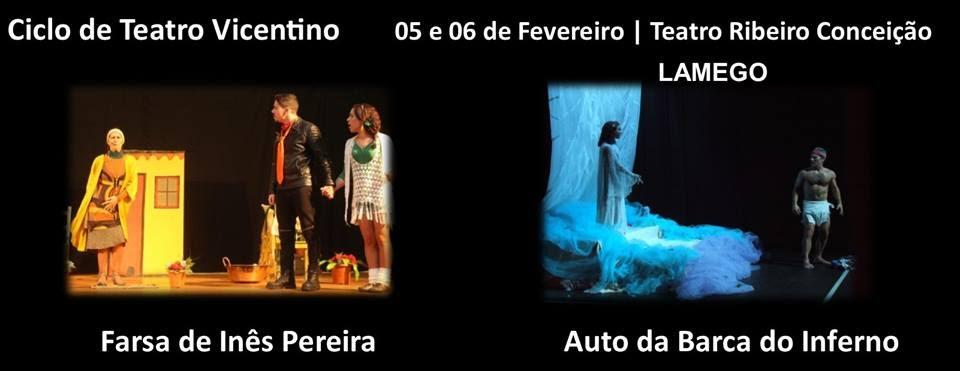 FILANDORRA com Gil Vicente no Teatro Ribeiro Conceição