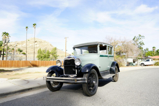 Ford Model A Hire CA