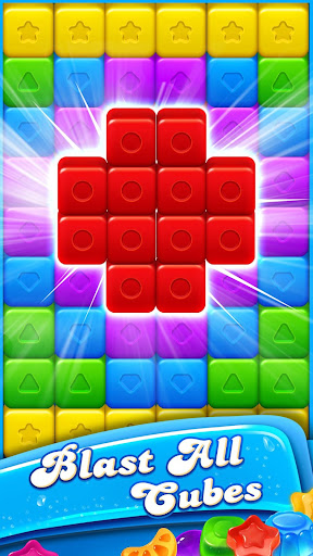 Blast Fever - Tap to Crush & Blast Cubes screenshots 1