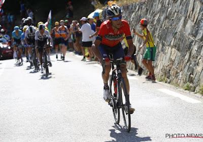 Un grimpeur espagnol pour succéder à Nibali chez Bahrain?