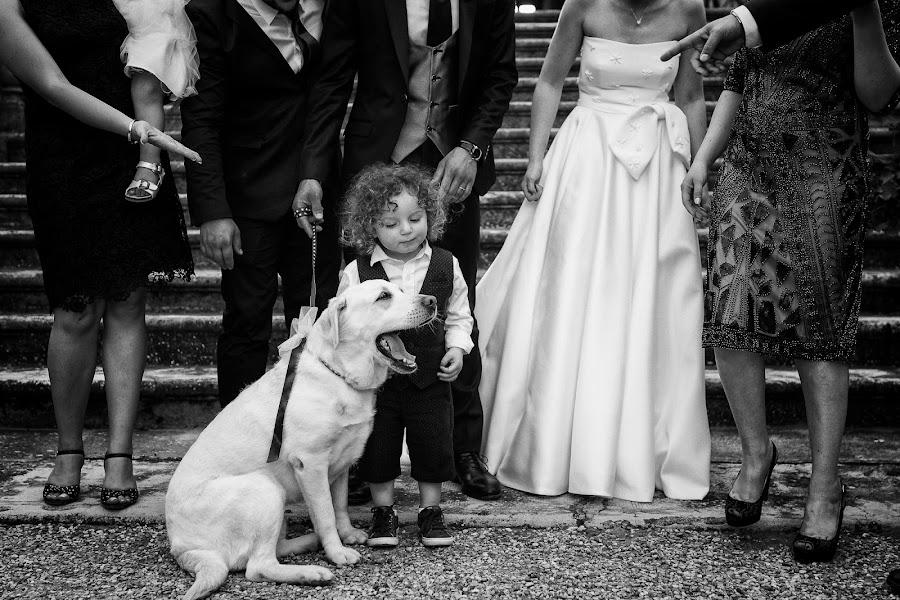 Wedding photographer Barbara Fabbri (fabbri). Photo of 25.10.2018