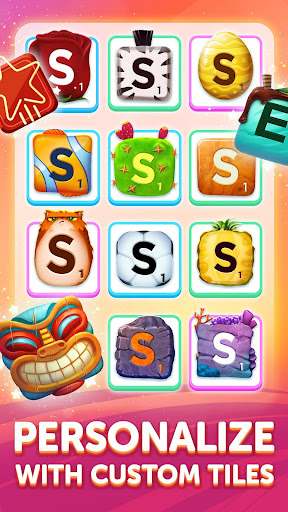 Scrabbleu00ae GO - New Word Game android2mod screenshots 5