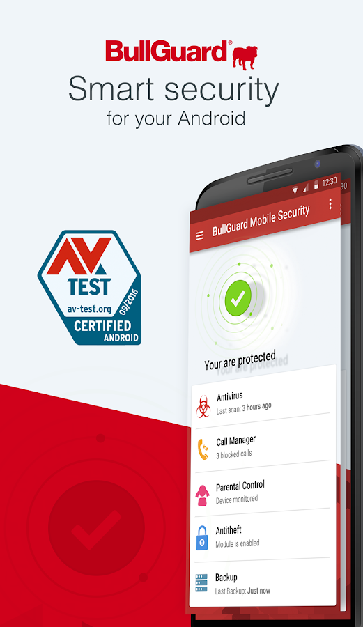 Mobile Security and Antivirus- screenshot