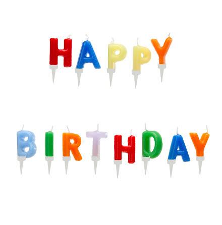 Ljus, happy birthday