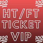 HT/FT Ticket Fixed Matches VIP 100%