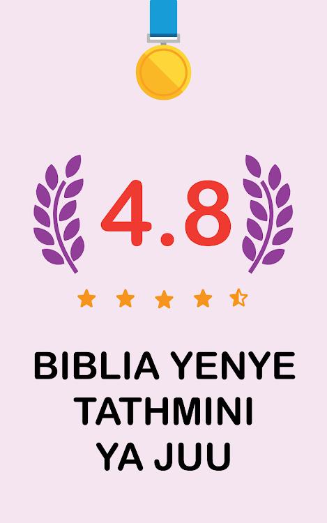 Biblia Takatifu Na Sauti Swahili Audio Bible Android Apps Appagg