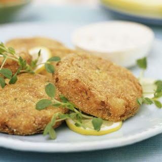 Classic Salmon Patties.