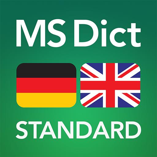 Dictionary English<>German STANDARD Icon