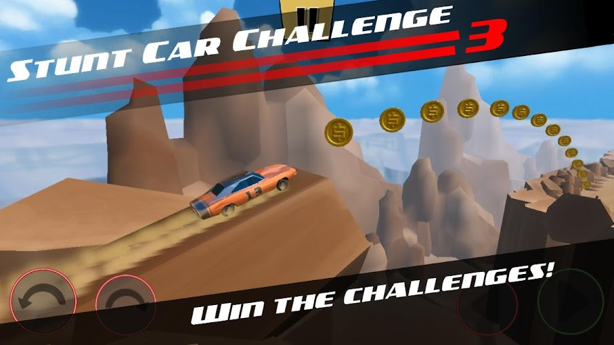 Stunt Car Challenge 3 2.07 MOD (Unlimited Coins) 1