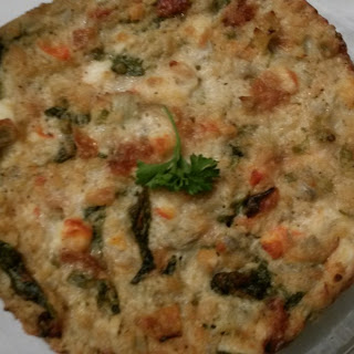 Crab Artichoke and Spinach Dip