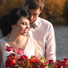 Wedding photographer Vadim Beregovoy (Vadimka555). Photo of 20.11.2016