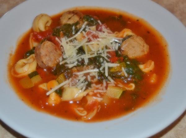 Zuppa Florentine Recipe