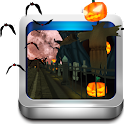 Subway Run 3D - Halloween icon
