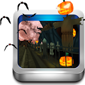Subway Run 3D - Halloween
