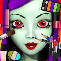 Monster Princess Girl Salon icon