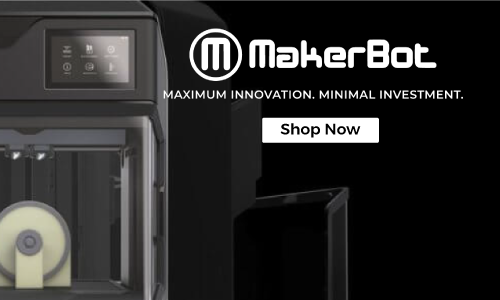 Maximum Innovation. Minimal Investment. MakerBot