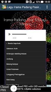 Lagu Minangkabau - Lagu Minang Melayu Dangdut Mp3 - náhled