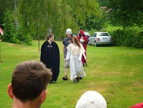 Photo: Merlin je ten v zadu.