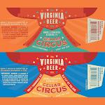 Virginia Beer Co. Cellar Circus // Blend No. 002