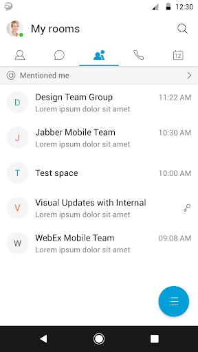 Cisco Jabber - Apps on Google Play