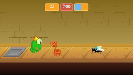 Snake VS Frog