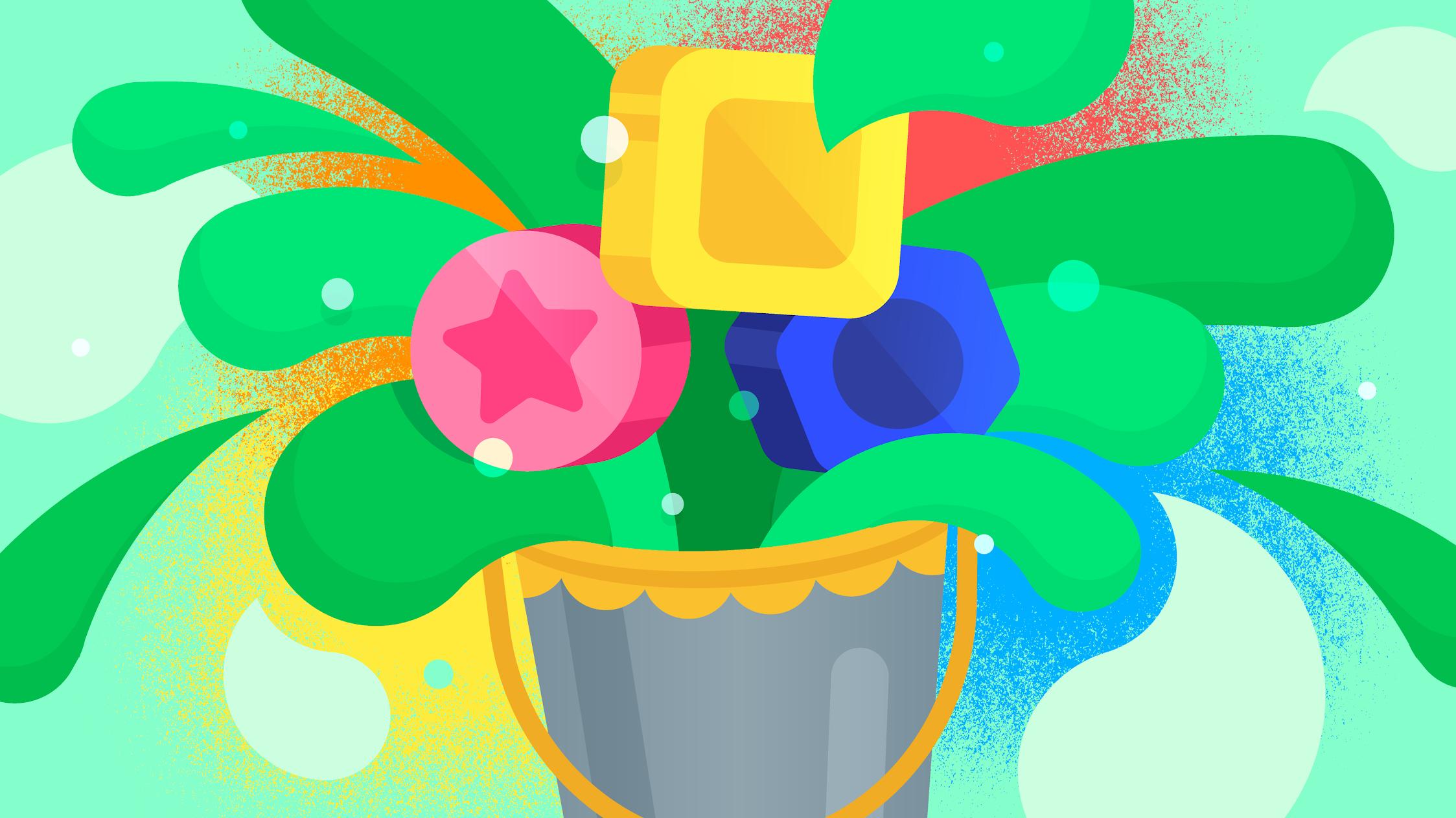 自由に表現しよう!おすすめ描画・塗り絵アプリ 5 選