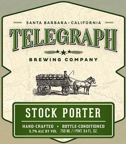 Logo of Telegraph Stock Porter