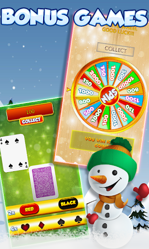 Slot Machine: Christmas Slots  screenshots 3