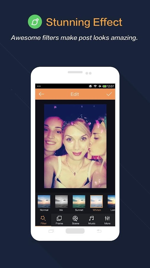 Kwai -Make Video Story Free- screenshot