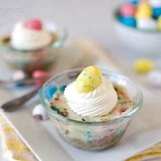 Pressure Cooker Robin Egg Mini Cheesecakes