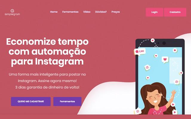 SimpleGram Connect