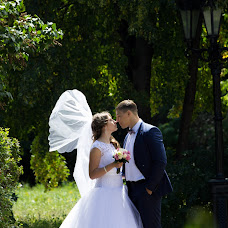 Wedding photographer Kristina Chistyakova (KRICHI). Photo of 09.08.2015