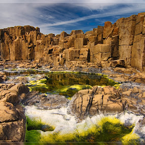 by Pat Kiellor - Landscapes Waterscapes ( kiama, oak flats, bombo quarry )